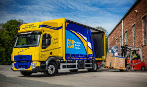 100 Truck Courier Exsample Services Takes Delivery Of A Volvo FL Rigid 16
