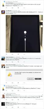 Apple Confirms iOS 9 3 2 Has A Serious Problem