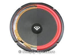 sound dynamics 10 red foam speaker repair kit fsk 10ar pair