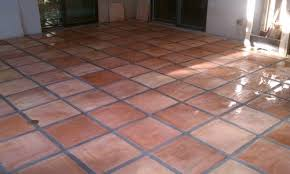 Diy Regrout Tile Floor by Can You Re Grout Over Saltillo Tile