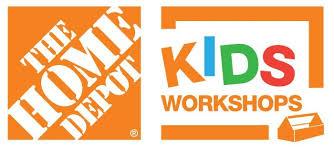 Home Depot Free Kids Workshop 2018 Schedule