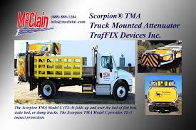 2019 Attenuator Trucks For Rent And Sale - Scorpion TMA > Bridge ...