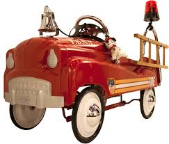 FDNY Fire Truck Pedal Car For Kids Or Collectors. With Ladder, Light ... 1960s Murry Fire Truck Pedal Car Buffyscarscom Vintage Volunteer Dept No 1 By Gearbox Syot Deluxe Fire Truck Pedal Car Best Choice Products Ride On Truck Speedster Metal Kids John Deere M15 Nashville 2015 Kalee Toys From Pramcentre Uk Wendy Chidester Engine Pedal Car Pating For Sale At 1stdibs Radio Flyer Fire Dolapmagnetbandco 60sera Blue Moon Vintage Ford Gearbox Superman Awespiring Instep Baghera Red Neiman Marcus