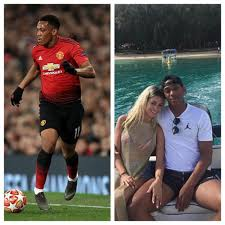 Manchester United Star Anthony Martial Apologize To Wife For