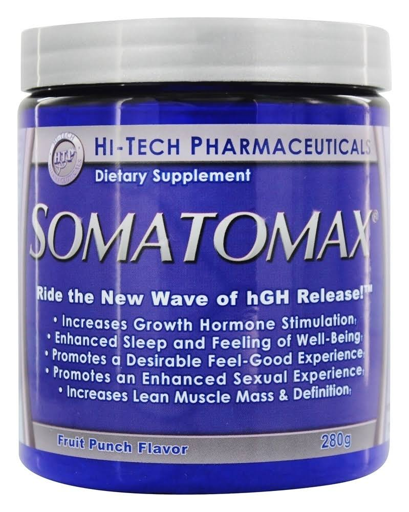 Hi-Tech Pharmaceuticals Somatomax Dietary Supplement - 280g