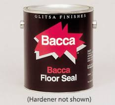 Glitsa Floor Finish Safety by Bacca Floor Seal Professional Products Professionals Glitsa