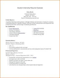 Current College Student Resume Examples With
