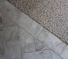flooring kitchen floor carpet tiles carpet to tile transition