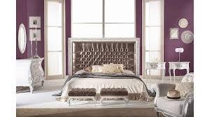 lila und grau schlafzimmer ideen