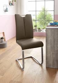 mca furniture freischwinger artos 2er set stuhl bis 140 kg belastbar kaufen otto