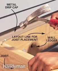 how to install joist hangers family handyman