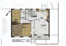 surface chambre vertou la rousselière maison 4 chambres vendue guerlais
