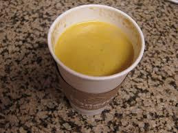 Panera Pumpkin Muffin Ingredients by Review Panera Bread Pumpkin Spice Latte Brand Eating
