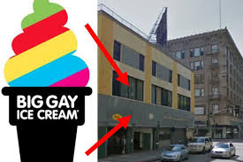 NYC's Big Gay Ice Cream Expanding To Los Angeles - Eater Gay Ice Cream From Virginia Ofcoursesathing My Darling Rainbow Ice Cream In La Elizabeth Eats Big Is Headed To A Freezer Near You Food Wine Cone Stock Photos Images Gets Kosher Cerfication From Ou The Forward Desnation Desserts Truck Ny Grandbaby Cakes The San Francisco All Way F Flickr Menu Nyc Noms Pinterest And A Brief History Of Mental Floss Tonys Pick Travel Channel Videos Cooking