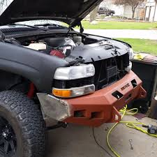 100 Truck Bumpers Chevy Check Out This Sweet DIY Bumper From Movebumpers Build