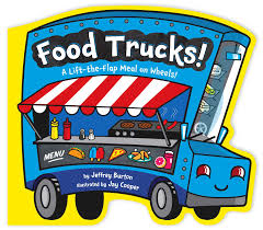 Food Trucks! | Book By Jeffrey Burton, Jay Cooper, Jay Cooper ...
