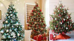 ideas para decorar tu árbol de navidad 2017 lindos y prácticos