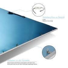 pro mehr licht oubo ultraslim led panel le 62x62cm 36w 5000 lumen kaltweiss