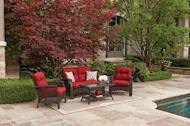 Walmart Canada Outdoor Dining Sets by Hometrends Tuscany 4 Piece Conversation Set Walmart Canada