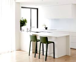 White Gray Beige Kitchen Decor
