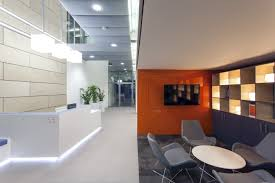 55 Princess Street Office Lighting By Hoare Lea Manchester UK