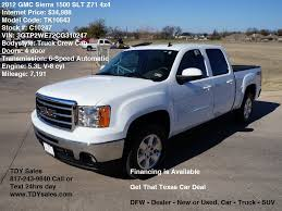 For Sale - 2012 GMC Sierra Z71 4x4 1500 SLT Truck Crew Cab Has Only ... Used 2018 Chevrolet Silverado 1500 Lt Rwd Truck For Sale In Pauls 2017 Ram Lone Star 4x4 Valley Ok Blue Flame 2011 Ford F150 Svt Raptor Crew Cab Pickup 4door 62l 4 Door Trucks On Cffbdeeaafabcbx On Cars Design Ideas 10 14t Removal Macs Huddersfield West Yorkshire 2010 Toyota Tundra Limited 57l For Sale Awesome One Of A Kind Door 1966 Chevy C60 I Found 2500 Tradesman Small Pickup Trucks Archives Best 2015 Nissan Frontier Overview Cargurus 2016 Chevrolet Hd Door For Sale 10963 Bmw Sedan 1494