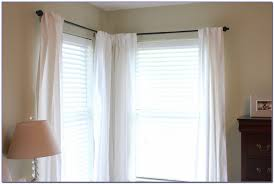 Graber Curtain Rod Hardware by Furniture Amazing Home Depot Curtain Rods And Brackets Arched