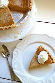 Pumpkin Pie Evaporated Milk Brown Sugar by Pumpkin Custard Pie Southern Made Simple