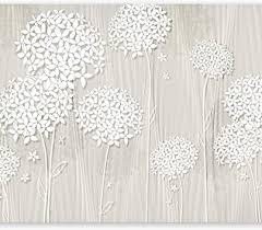 murando fototapete blumen 350x256 cm vlies tapeten wandtapete moderne wanddeko design wand dekoration wohnzimmer schlafzimmer büro flur blume