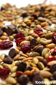 Are Pumpkin Seeds Called Pepitas by Pepitas Cranberries And Chocolate Snack Mix Recipe