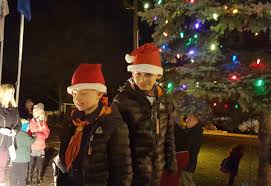 Christmas Tree Shop Woodland Park Nj by Bright Lights In The Township Clark Tree Lighting And Winter