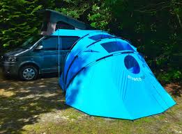 SheltaPod - The Campervan Awning That Adapts To The Weather ... Olpro Loopo Campervan Awning Tamworth Camping Buy Inflatable Awnings For And Motorhome Top Brands At Kampa Travel Pod Midi Air L Freestanding Drive Away Cubus Annex Driveaway Awning Campervans Ebay Fiamma F45l Titanium Case Caravan Driveaway Obi Leisure Motorhome Coon Breeze Xl Inflatable Driveaway Awning Fit Up To Camper Van Even More Chrissmith The Converts For Quality Free Delivery