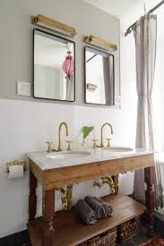 Shabby Chic Bathroom Vanity Light by Poll How Do We Feel About Brass