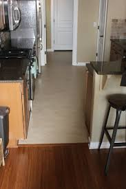 Marmoleum Linoleum Flooring Installed In A Kitchen Bend Oregon