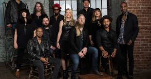 Tedeschi Trucks Band Kicks Off Word Of South In April Awesome Interview With 15 Yo Derek Trucks At The Big House Alan Paul Hardworking Tedeschi Band Hits Orpheum For Three Nights Gettin Political Wdet Susan Bernard Purdie Jerry Jemmott By All In Family Music Features Savannah News Events White American Routes Shortcuts The Wwno Filederek And 1jpg Wikimedia Commons Review Sharon Jones Dap Kings Talks Allman Brothers Eric Clapton Idol Stillrock Tedeschitrucks Wheels Of Soul 2017 Tour Featuring With