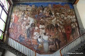 Jose Clemente Orozco Murals by Murals Castillo De Chapultepec