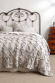 Lush Decor Serena Bedskirt by Twined Jersey Quilt Anthropologie Com Quilting Ideas