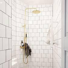 10 Small Bathroom Ideas That Make A Big 10 Small Shower Ideas That Ll Make Your Bathroom Feel Spacious