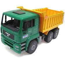 100 Bruder Trucks Youtube MAN TGA Tip Up Truck By Toys FUNdamentally Toys