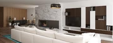 6 stilvolle ideen um deinen fernseher im wohnzimmer zu