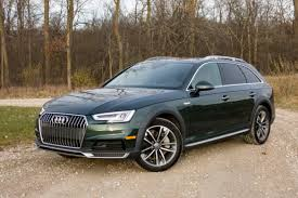 2017 Audi A4 allroad Our Review