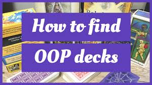 Mythic Tarot Deck Book Set by How To Find Out Of Print Or Vintage Tarot Decks Youtube