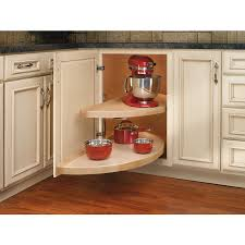 Home Depot Unfinished Cabinets Lazy Susan by Shop Lazy Susans At Lowes Com