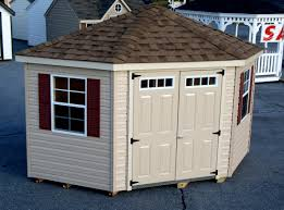 Everton 8 X 12 Wood Storage Shed by Ideas 5 Sided Corner Shed Design Roft
