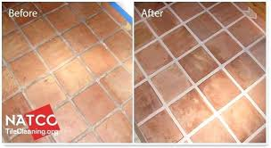 Saltillo Tile Cleaning Los Angeles by Saltillo Tiles Manganese Tile In Riviera Pattern Saltillo Floor