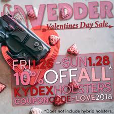 Vedder Holsters - What's Better Than Chocolate For...   Facebook Vedder Lighttuck Iwb Holster 49 W Code Or 10 Off All Gear Comfortableholster Hashtag On Instagram Photos And Videos Pic Social Holsters Veddholsters Twitter Clinger Holster No Print Wonderv2 Stingray Coupon Code Crossbreed Holsters Lens Rentals Canada Coupon Gun Archives Tag Inside The Waistband Kydex