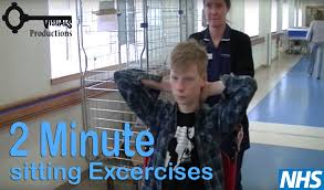 2 Minute Sitting Exercises NHS - YouTube Amazoncom Sit And Be Fit Easy Fitness For Seniors Complete Senior Chair Exercises All The Best Exercise In 2017 Pilates Over 50s 2 Standing Seated Exercises Youtube 25 Min Sitting Down Workout Seated Healing Tai Chi Dvd Basic 20 Elderly Older People Stronger Aerobic Video Yoga With Jane Adams Improve Balance Gentle Adults 30 Standing Obese Plus Size Get Fit Active In A Wheelchair Live Well Nhs Choices