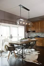 A Rustic Modern Dining Room San