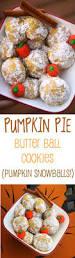 Betty Crocker Pumpkin Slab Pie by Pumpkin Pie Butter Ball Cookie Recipe Pumpkin Snowballs Easy
