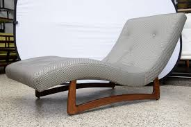 100 Pearsall Chaise Lounge Chair Adrian 1960s USA At 1stdibs